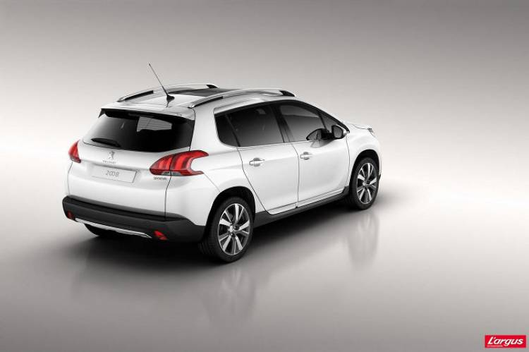 Filtrado el aspecto del Peugeot 2008